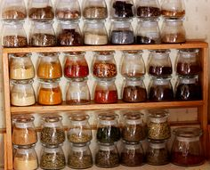 The Well-Stocked Spice Rack- The Top 12 Must-Have Spices: How to Grow