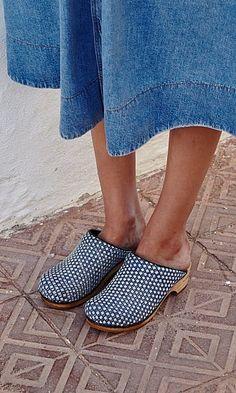 Love polka dot anything Shoes - Plümo Ltd
