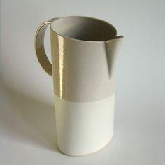 Italo Manrique - Porcelain ceramic jugs fine art design