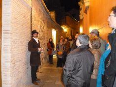 Toledo secreto con Gilimón Gaetano Blancalana. carnaval 2013