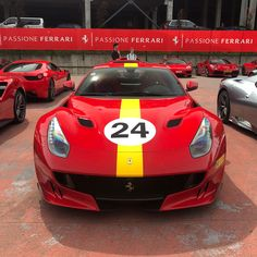 Six cars that rocked our world at Spa Passione this weekend. 🤩 We will let you decide the best. Ferrari F12 Tdf, Ferrari F12berlinetta, Our World, The Best, Ali, Vehicles, Instagram, Cool Cars, Ant