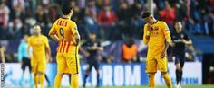 Diamond Fountain Media HotSpot : FCB BUNDLED OUT OF UEFA CHAMPIONS LEAGUE SEMI-FINA...