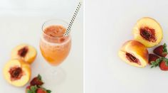 SOIREE | CENTER - Soiree Sippers: Strawberry Bellini via soireecenter.com