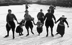 ANP Historisch Archief Community - Marken-haven-ijspret