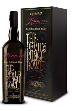 The Arran Malt: The Devil's Punch Bowl; Chapter III