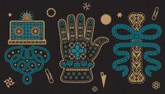 Reliquary – Dan Funderburgh – Illustrators & Artists Agents – Début Art