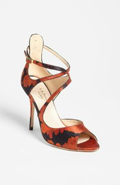 Gorgeous Fall Color Heels.