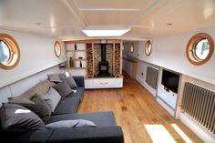 Tyler Wilson 60ft Crick show boat sheffield class