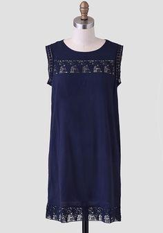 Liza Crochet Detail Dress at #Ruche @Ruche