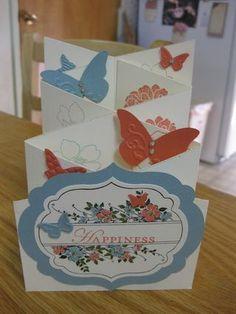 Cascading card tutorial