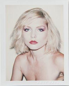 Warhol, Debby Harry