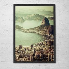Poster Rio - R$ 59,00 no MercadoLivre