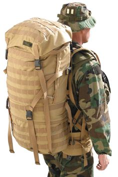 Function & Design   A multi-mission ruck sized to fit ALL your missions with great modularity, Dock 'n Lock capabilities and fantastic volume control.