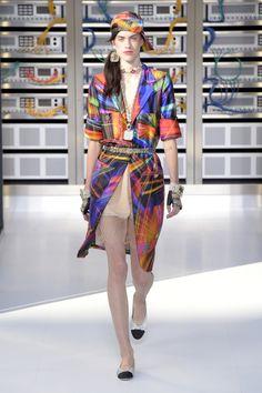Chanel RTW Spring 2017 – WWD