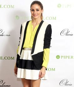 OP Rayures, Style Olivia Palermo, Cameron Diaz, Diane Kruger, Sarah Jessica  Parker cb0862620f30