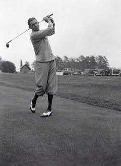 Horton Smith winner of the inaugural Masters in 1934. He won 32 PGA Tour titles, member of 5 Ryder Cup teams and elected to Hall of Fame.