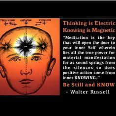 Quotes - The University of Science and Philosophy Spiritual Enlightenment, Spiritual Wisdom, Spiritual Awakening, Daily Meditation, Mindfulness Meditation, Meditation Quotes, Healing Meditation, Reiki, University Of Sciences