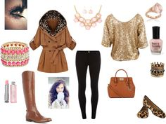 """winter :)"" by christiana-grace-w on Polyvore"
