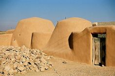 Beehive houses, Syria