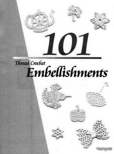 ornament craft: crochet books | make handmade, crochet, craft