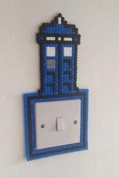 Doctor Who Tardis Light Switch Surround | eBay