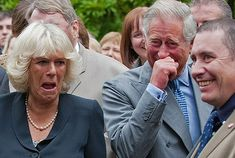 """Prince Charles and and Camilla left in tears of laughter by by """"cat-organ"""" player - Mirror Online"""