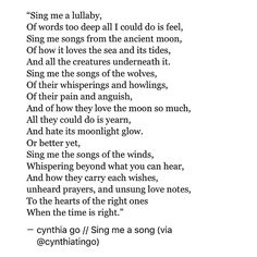 pinterest: cynthia_go | cynthia go, quotes, poem, poetry, words, love quotes, heartbreak quotes, moon, wolf, beautiful, songs, tumblr, creative writing
