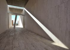 Image 6 of 30 from gallery of Extension of Gubbio Cemetery / Andrea Dragoni + Francesco Pes. Photograph by Massimo Marini Religious Architecture, Light Architecture, Contemporary Architecture, Architecture Details, Brick And Mortar, Stage Set, Built Environment, Modern Buildings, Building Design