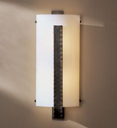 Forged Vertical Bar LED Sconce - 206729