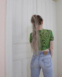 Levis 501, Vintage Levis, Rebel, Style Inspiration, Beauty, Instagram, Fashion, Woman, Moda