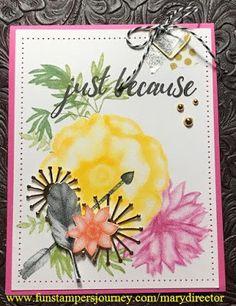 KreatesKards Journey: SNEAK PEEK Bloom This Way Stamp and Die Sets - FSJ Presents - Fun Stampers Journey