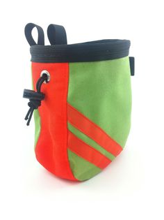 Senshi Japan/'s Chalk Bag Fleece Lining With Belt Attachment For Rock Climbing