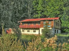 Lomy - Slovensko Cabin, House Styles, Home Decor, Room Decor, Cabins, Home Interior Design, Home Decoration, Interior Decorating, Home Improvement