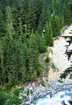Zip-lining and 8 other fantastic things to do in Whistler in summer