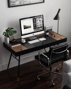 Best Ergonomic Office Chair for Long Hours of Sitting Computer Home Office Desk Setup - - Imac Setup, Desk Setup, Room Setup, Gaming Setup, Home Office Setup, Home Office Desks, Office Chairs, Office Ideas, Office Decor