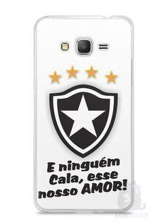 Capa Samsung Gran Prime Time Botafogo #2