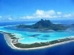 Bora Bora Isle.  So pretty.