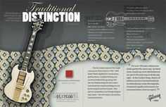 There were many aspects of this design that really inspired me. First, I liked how the content played the most important role. There was a lot of information that was organized in an inviting way so that the audience will read the content.  I also think they established a nice grid on this layout. The headline placement was also something that I enjoyed in this spread and will use in mine.