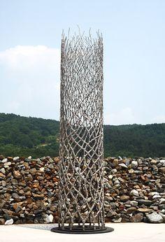 Contemporary Basketry: Metal
