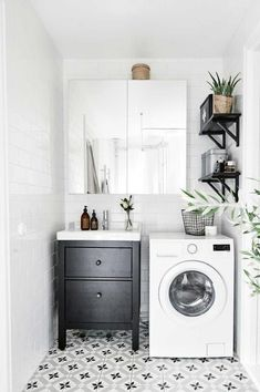 Small Laundry Room Remodeling Ideas