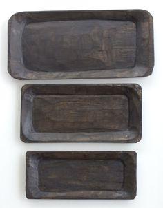 wood trays noonday collections via designwellspent.com