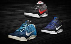 brand new aac29 b992d Tinker, Avar   Parker Unite to Create the Nike Kobe 11