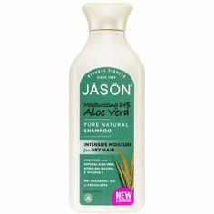 JASON ALOE VERA 84% SHAMPOO (480ML)