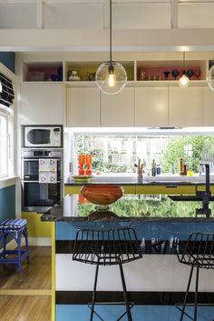 Home - Blue Scarlet Bespoke Furniture, Colorful Furniture, Soft Furnishings, Scarlet, Custom Design, Interior Design, The Originals, Kitchen, Table