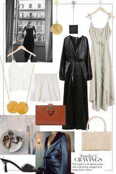 Sunday's Cravings: Feminine & Elegant Givenchy, Instyle Magazine, Vogue, Mode Inspiration, Minimal Fashion, Fashion Outfits, Womens Fashion, Elegant, Couture