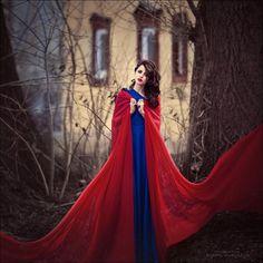 Margarita Kareva - Red Riding Hood