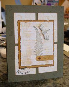 Organic_Grace_by_nenimlasj by nenimlasj - Cards and Paper Crafts at Splitcoaststampers