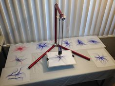 Pendulum Art Machine | Recently Kickstarted