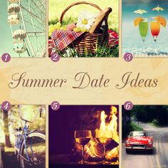 With sunny days and balmy nights, it's easy to see how summer is the perfect season to keep the romantic adventure going by planning a special date with your special someone. Happy Summer, Summer Fun, Summer Dates, Blue Mountain, Sunny Days, Relationship Goals, Dating, Romantic, Seasons