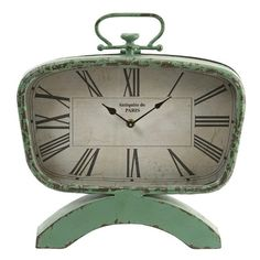 Meyers Table Clock